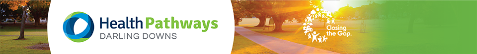 Darling Downs HealthPathways Project Website